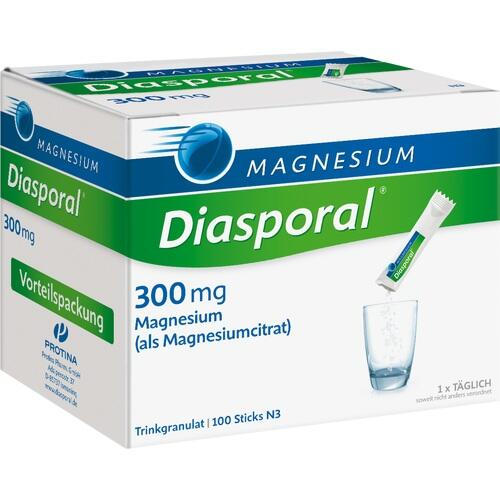 MAGNESIUM-DIASPORAL 300 mg Granulat