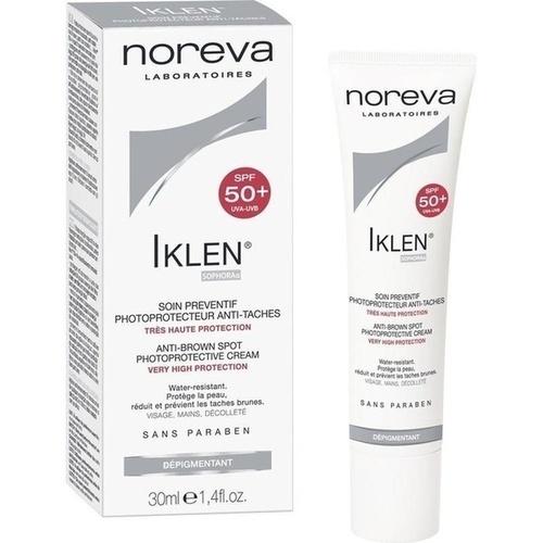 Noreva IKLEN Sonnenschutz LSF 50+ Creme