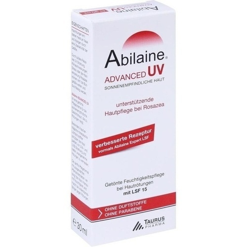 ABILAINE ADVANCED UV Creme LSF 15