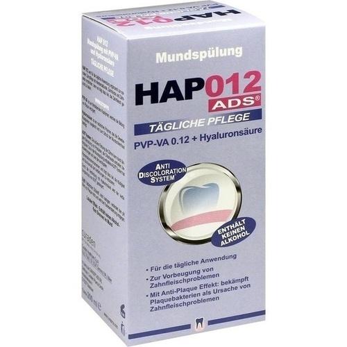HAP012 PVP-VA 0,12+Hyaluronsäure Mundspülung