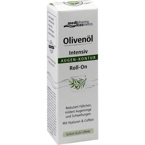 OLIVENÖL Intensiv AUGEN-KONTUR Roll-on