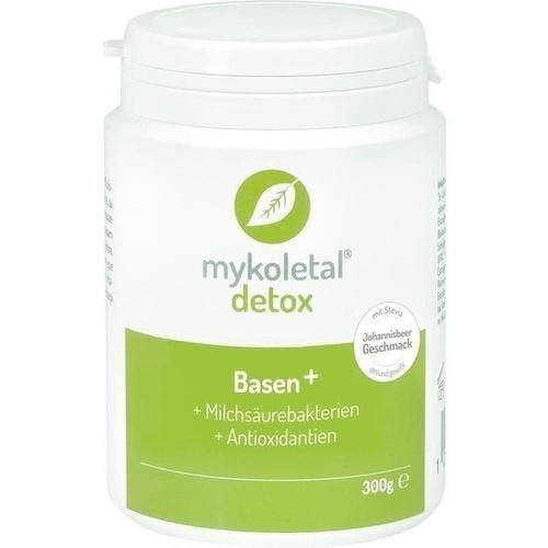 MYKOLETAL detox Basen+ Pulver