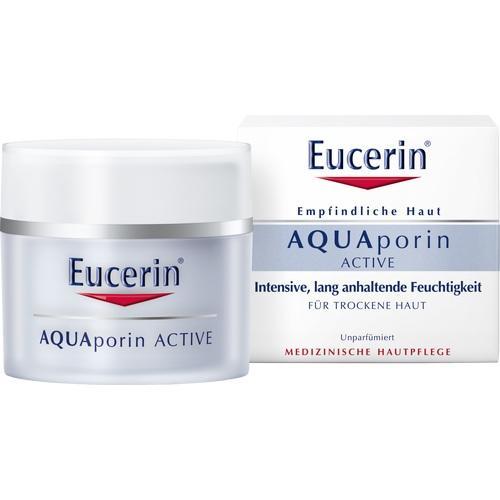 EUCERIN AQUAporin Active Creme trockene Haut