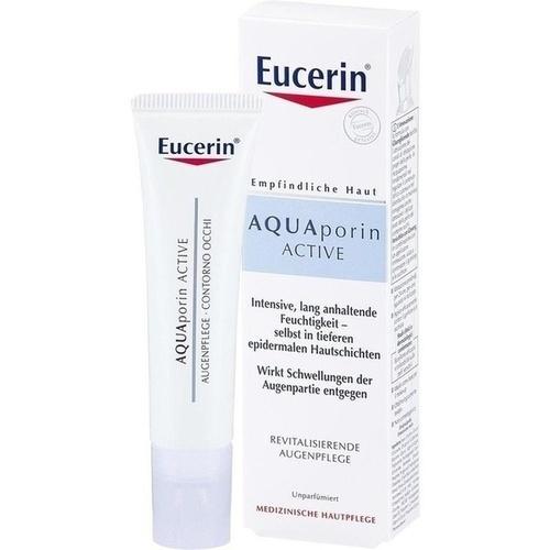 EUCERIN AQUAporin Active Augenpflege Creme