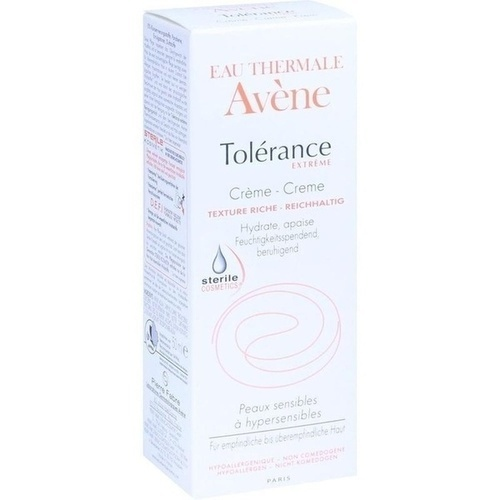 avene tolerance extreme creme trock haut defi 50 ml. Black Bedroom Furniture Sets. Home Design Ideas