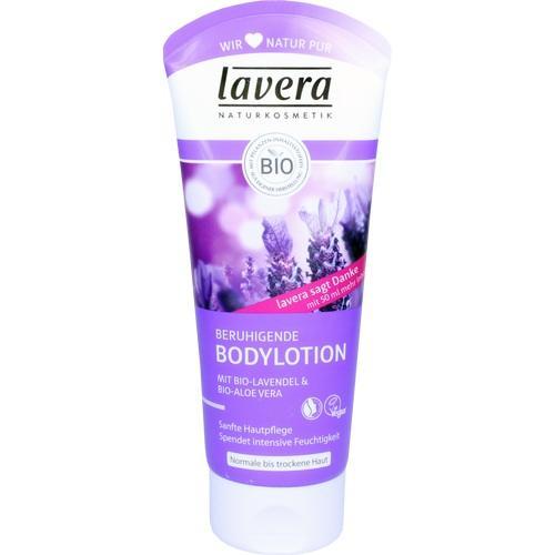 LAVERA Bodylotion Bio-Lavendel+Bio-Aloe Vera