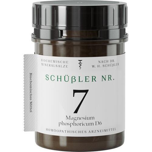 SCHÜSSLER Nr.7 Magnesium phosphoricum D 6 Tabl.