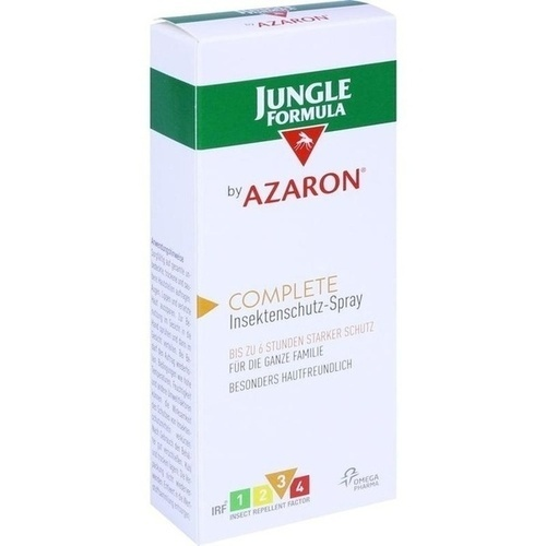 jungle formula by azaron complete spray 75 ml bei apo. Black Bedroom Furniture Sets. Home Design Ideas