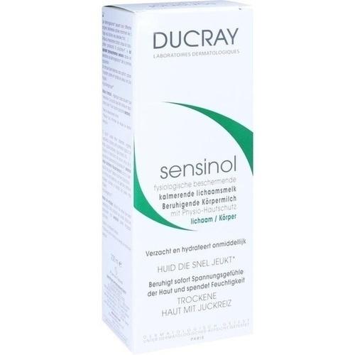 DUCRAY SENSINOL beruhigende Körpermilch Gratisprobe