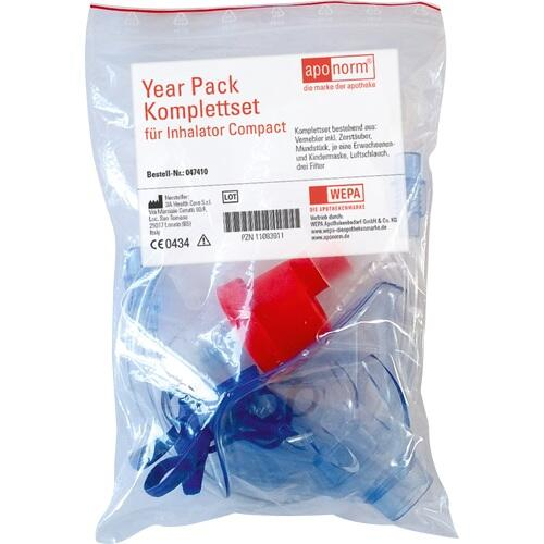 APONORM Inhalationsgerät Compact Year Pack
