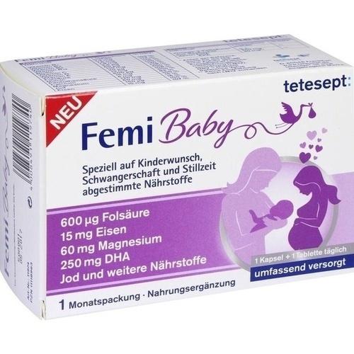 TETESEPT Femi Baby Filmtabletten+Weichkapseln