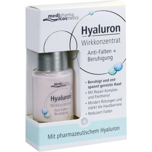 Medipharma HYALURON Wirkkonzentrat Anti-Falten+Beruhigung