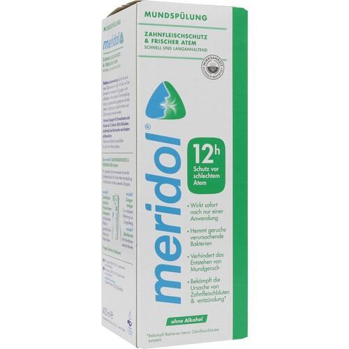 MERIDOL sicherer Atem Mundspülung
