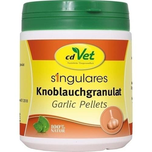 cdVet Naturprodukte GmbH SINGULARES Knoblauchgranulat vet. 300 g 640