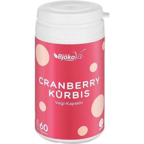 CRANBERRY-KÜRBIS Vegi-Kapseln 60 St.