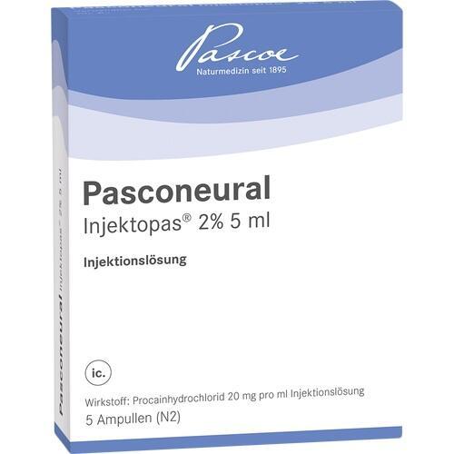 PASCONEURAL Injektopas 2% 5 ml Inj.-Lösung Amp.