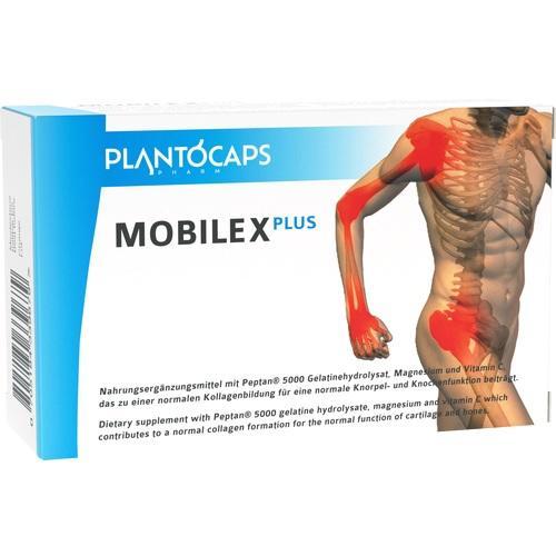 PLANTOCAPS MOBILEX PLUS Kapseln 60 St.
