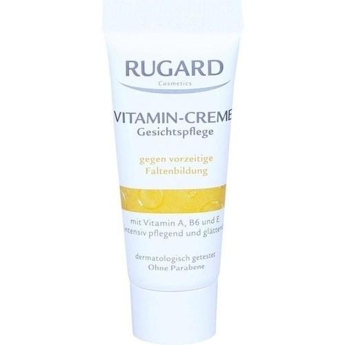 RUGARD Vitamin Creme Gesichtspflege Tube