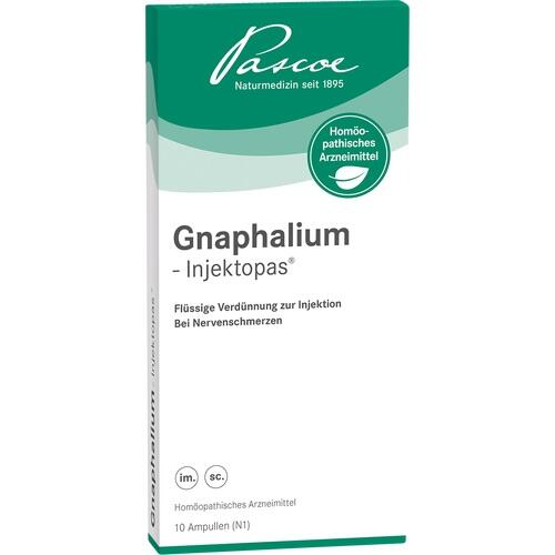 GNAPHALIUM INJEKTOPAS Ampullen