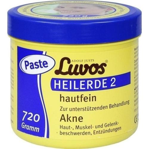 LUVOS Heilerde 2 hautfein -Paste-