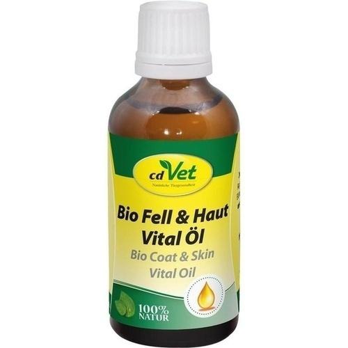 Bio Fell & Haut Vital Öl vet., 50ml