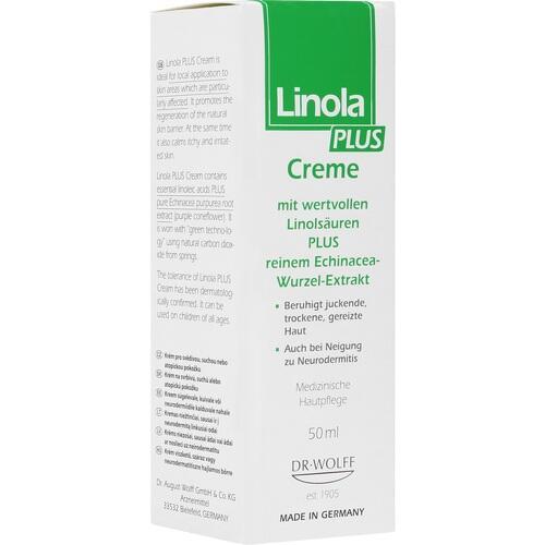 LINOLA plus Creme