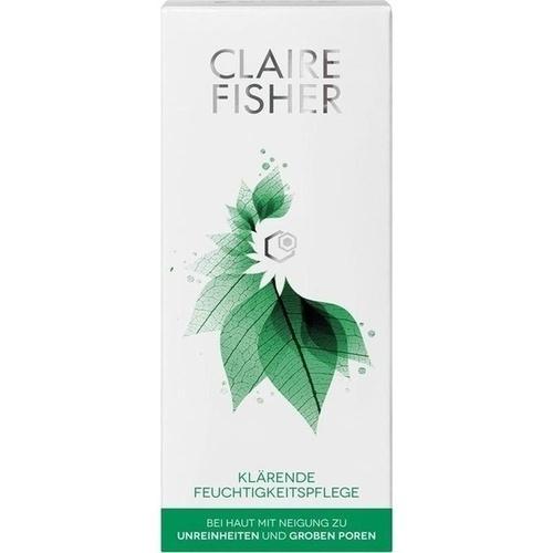 CLAIRE FISHER klärende Feuchtigkeitspflege Creme