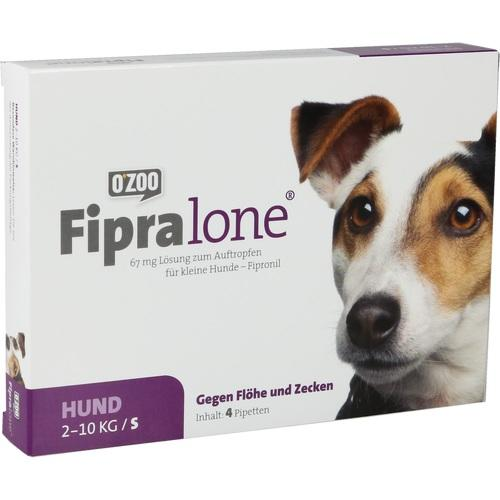 FIPRALONE 67 mg Lsg.z.Auftropf.f.kleine Hunde