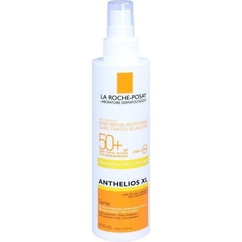 ROCHE POSAY Anthelios Spray LSF 50+ / R 200 ml Ultra-leichter Effekt