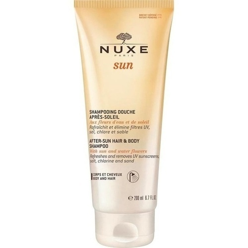 NUXE Sun After-Sun Duschshampoo