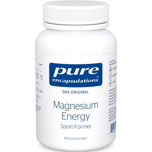 PURE ENCAPSULATIONS Magnesium Energy Kapseln