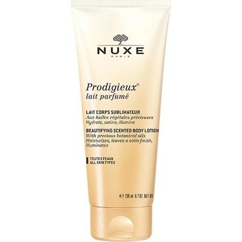 NUXE parfümierte Körpermilch Prodigieux