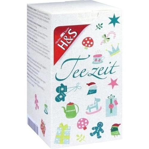 H&S Adventskalender Teezeit Filterbeutel 24 St
