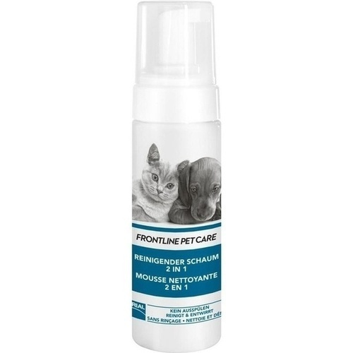 FRONTLINE PET CARE reinigender Schaum 2in1 vet.