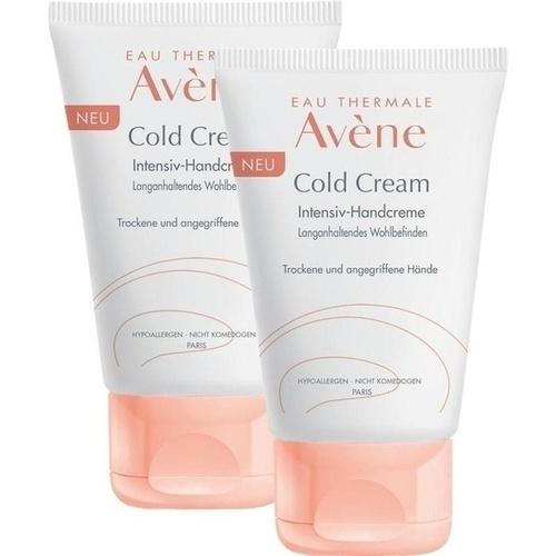AVENE Cold Cream Intensiv-Handcreme Doppelpack