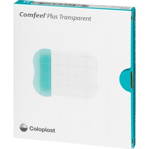 COMFEEL Plus Transparent Hydrokolloidverb.5x7 cm