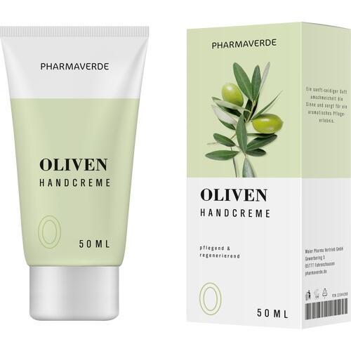 PHARMAVERDE Oliven Handcreme