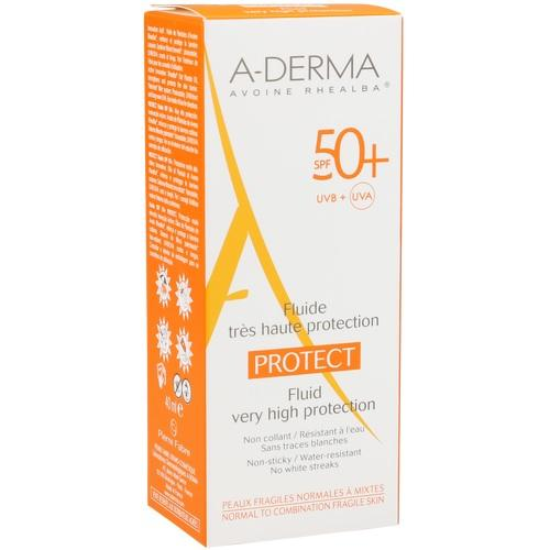 A-DERMA PROTECT Fluid SPF 50+