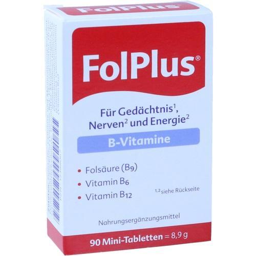 FOLPLUS Filmtabletten 90 St.