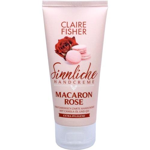 CLAIRE FISHER Handcreme Macaron Rose