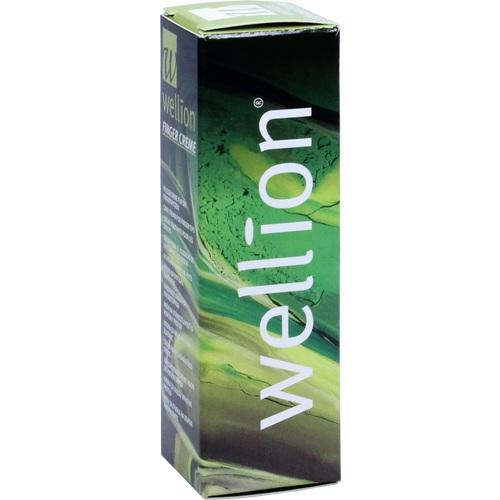WELLION FINGER CREME Tube