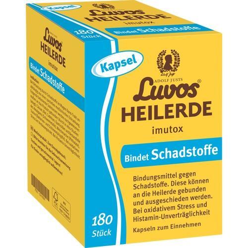 LUVOS Heilerde imutox Kapseln