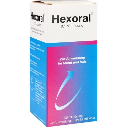 HEXORAL 0.1% LOESUNG