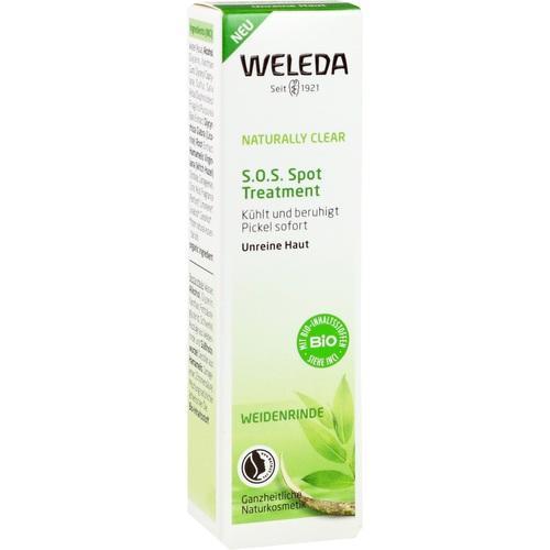 WELEDA NATURALLY CLEAR S.O.S. Spot Treatment