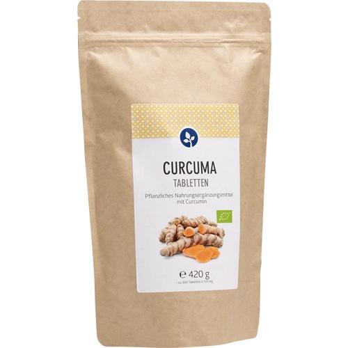 CURCUMA 600 mg Bio Tabletten