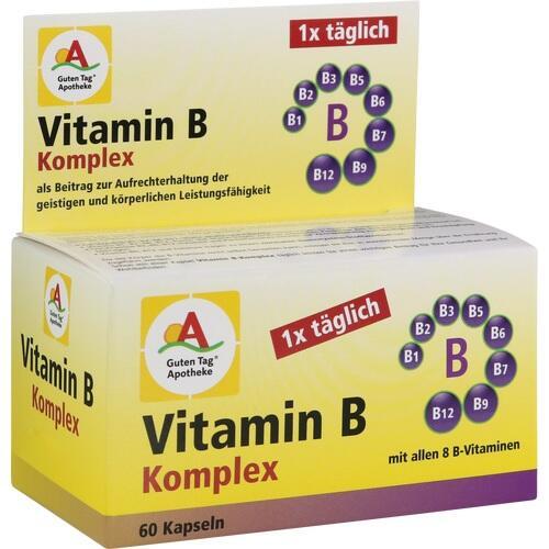 GUTEN TAG Apotheke Vitamin B Komplex Kapseln