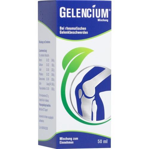 GELENCIUM Mischung 50 ml