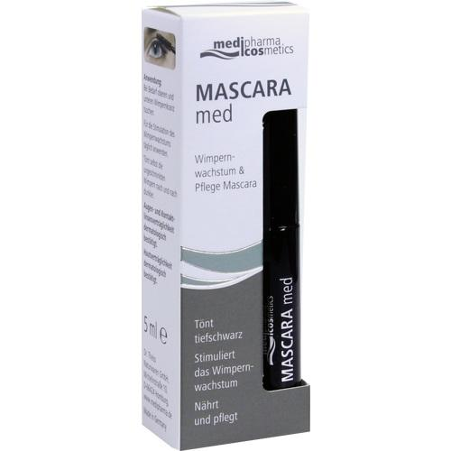 mascara med 5 ml wimpernbooster augenbrauenbooster dr theiss oliven l marken linden. Black Bedroom Furniture Sets. Home Design Ideas