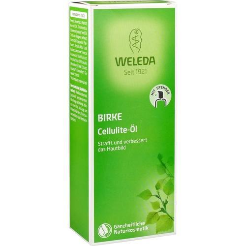 WELEDA Birke Cellulite-Öl