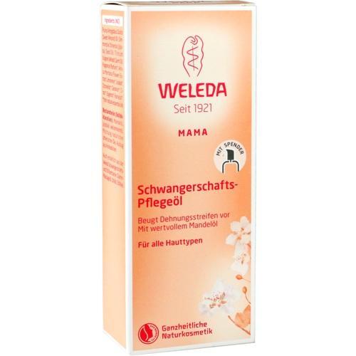 WELEDA Schwangerschaftspflegeöl